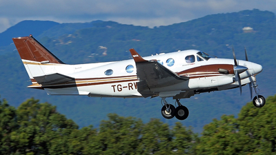 TG-RWC - Beechcraft C90GT King Air - Private