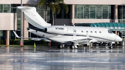 N794BC - Embraer EMB-545 Legacy 450  - Private