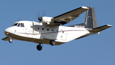 N604AR - CASA C-212-200 Aviocar - EP Aviation