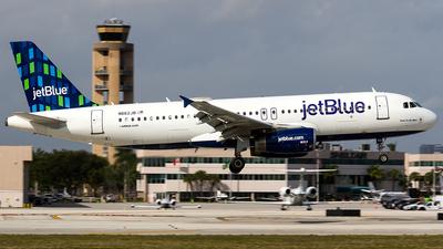 N662JB - Airbus A320-232 - jetBlue Airways