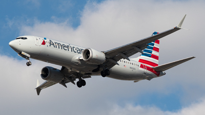 N302SS - Boeing 737-8 MAX - American Airlines