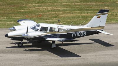 YV1038 - Piper PA-34-220T Seneca IV - Private