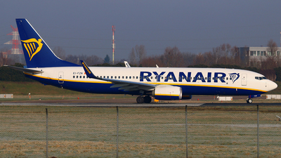 EI-FZN - Boeing 737-8AS - Ryanair