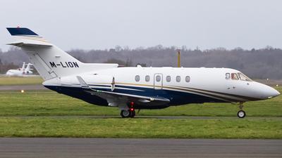 M-LION - Hawker Beechcraft 900XP - Private