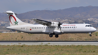 CN-COI - ATR 72-212A(600) - Royal Air Maroc Express