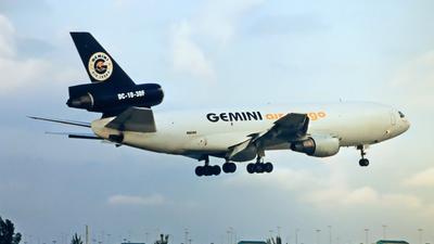 N603GC - McDonnell Douglas DC-10-30(F) - Gemini Air Cargo
