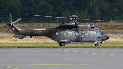T-316 - Aérospatiale AS 332M1 Super Puma - Switzerland - Air Force
