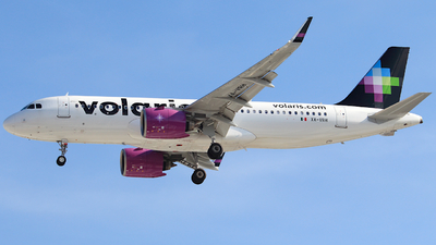 A picture of XAVRH - Airbus A320271N - Volaris - © Luis Miguel Martinez