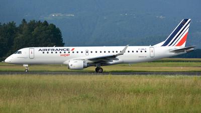 A picture of FHBLP - Embraer E190STD - Air France - © Davor - Sierra5.net