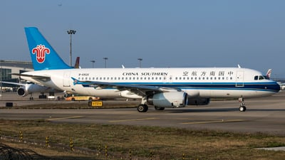 B-6826 - Airbus A320-232 - China Southern Airlines