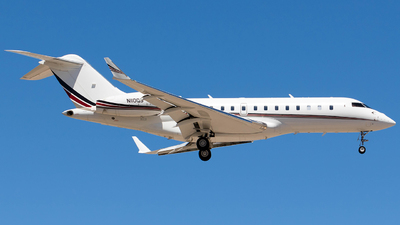 N110QS - Bombardier BD-700-1A11 Global 5000 - NetJets Aviation