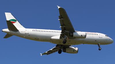 LZ-LAG - Airbus A320-231 - European Air Charter