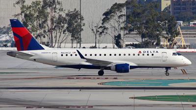 N624CZ - Embraer 170-200LR - Delta Connection (Compass Airlines)