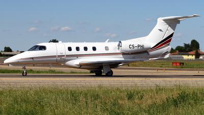 CS-PHI - Embraer 505 Phenom 300 - NetJets Europe