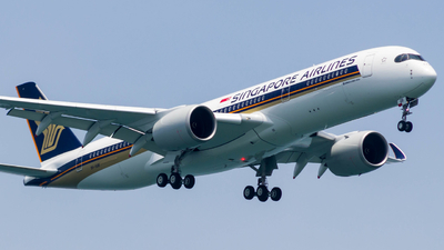 9V-SGB - Airbus A350-941 - Singapore Airlines