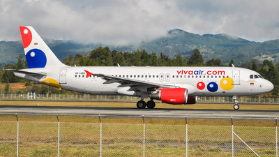 HK-4811 - Airbus A320-214 - Viva Air Colombia