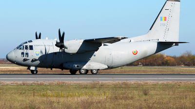 2706 - Alenia C-27J Spartan - Romania - Air Force