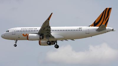 F-WWBZ - Airbus A320-232 - West Air