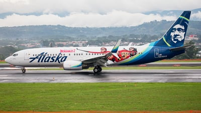 N519AS - Boeing 737-890 - Alaska Airlines