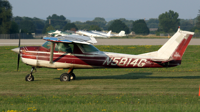 N5814G - Cessna 150K - Private
