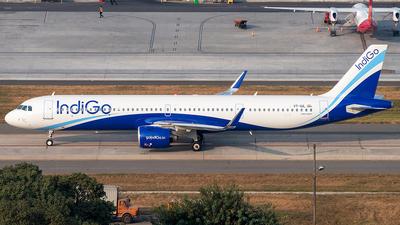 A picture of VTIUL - Airbus A321271NX - IndiGo - © Sandeep Pilania