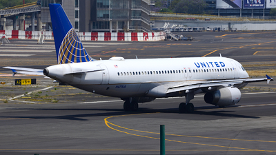 A picture of N471UA - Airbus A320232 - United Airlines - © Luis Miguel Martinez