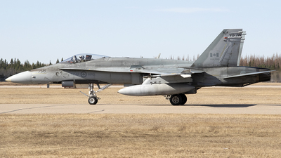 188796 - McDonnell Douglas CF-188 Hornet - Canada - Royal Canadian Air Force (RCAF)
