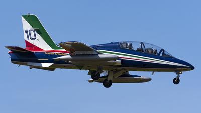 MM55055 - Aermacchi MB-339PAN - Italy - Air Force
