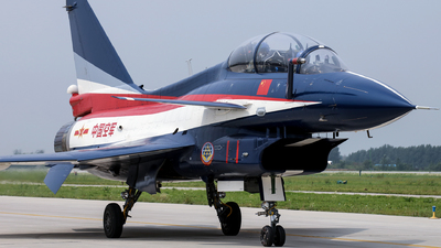 11 - Chengdu J10AY - China - Air Force