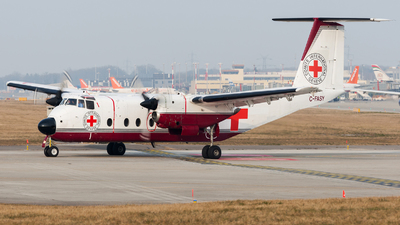 C-FASY - De Havilland Canada DHC-5 Buffalo - ICRC - International Committee of the Red Cross (Heli Aviation)