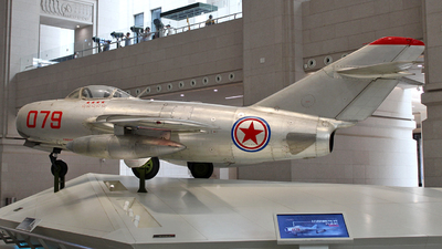 079 - Mikoyan-Gurevich MiG-15 Fagot - North Korea - Air Force
