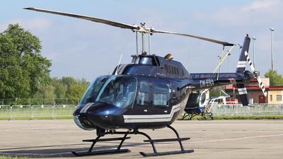 A picture of OKERA - Bell 206B JetRanger III - [4393] - © Milos Ruza