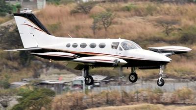 A picture of HRAXX - Cessna 414A Chancellor - [4140650] - © Oscar Elvir Vasquez