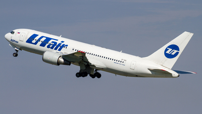 VP-BAI - Boeing 767-224(ER) - UTair Aviation