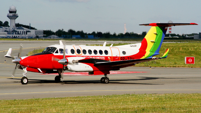 SP-TPU - Beechcraft B300 King Air 350i - Poland - Air Navigation Services Agency (PANSA)