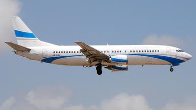 UR-CQH - Boeing 737-4Q8 - Dart
