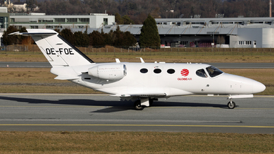 OE-FOE - Cessna 510 Citation Mustang - GlobeAir