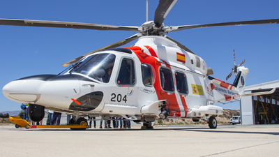 A picture of ECLCH - AgustaWestland AW139 - [31257] - © cristian alarcon molina