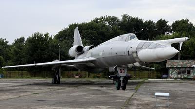 63 - Tupolev Tu-22KD Blinder - Ukraine - Air Force