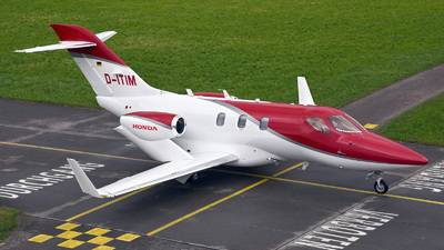 D-ITIM - Honda HA-420 HondaJet - Private