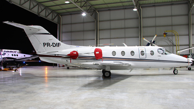 A picture of PRDIF - Hawker Beechcraft 400XP - [RK445] - © Sergio Mendes