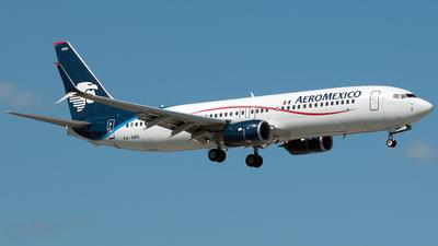 XA-AMS - Boeing 737-852 - Aeroméxico