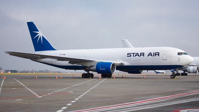 OY-SRK - Boeing 767-204(ER)(BDSF) - Star Air