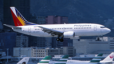 RP-C4005 - Boeing 737-3S3 - Philippine Airlines