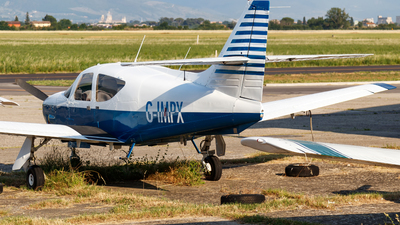 G-IMPX - Rockwell Commander 112B - Private