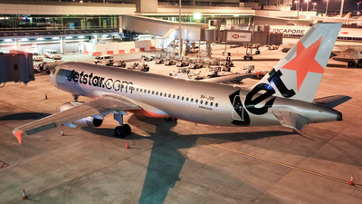 9V-JSK - Airbus A320-232 - Jetstar Asia Airways
