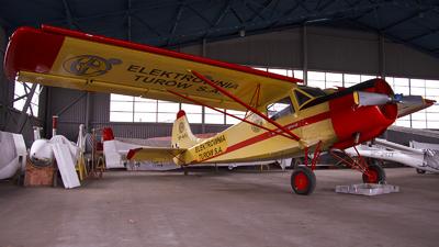 SP-AAL - Yakovlev Yak-12M - Aero Club - Jelenia Gora