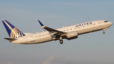 N77539 - Boeing 737-824 - United Airlines