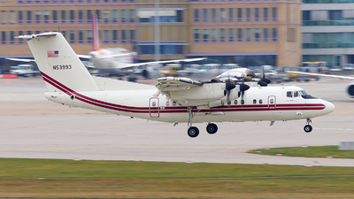 N53993 - De Havilland Canada DHC-7-102 Dash 7 - United States - US Army