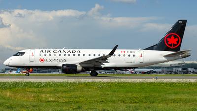 C-FEIX - Embraer 170-200SU - Air Canada Express (Sky Regional Airlines)